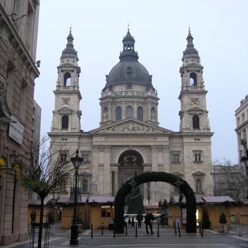 7 дней в Будапеште. День 2. Базилика Святого Иштвана. Часть 2