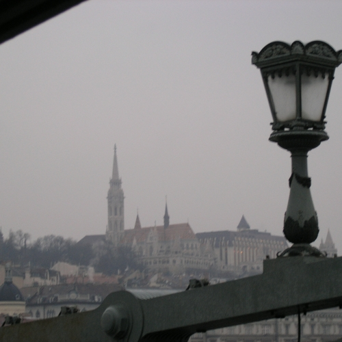 7 дней в Будапеште. День 2. Мост Szechenyi Lanchid