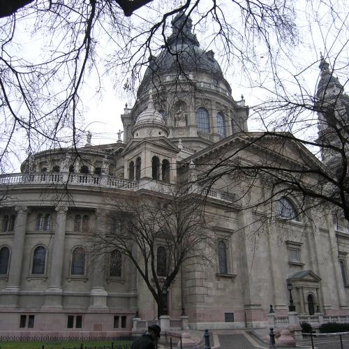 7 дней в Будапеште. День 2. Базилика Святого Иштвана