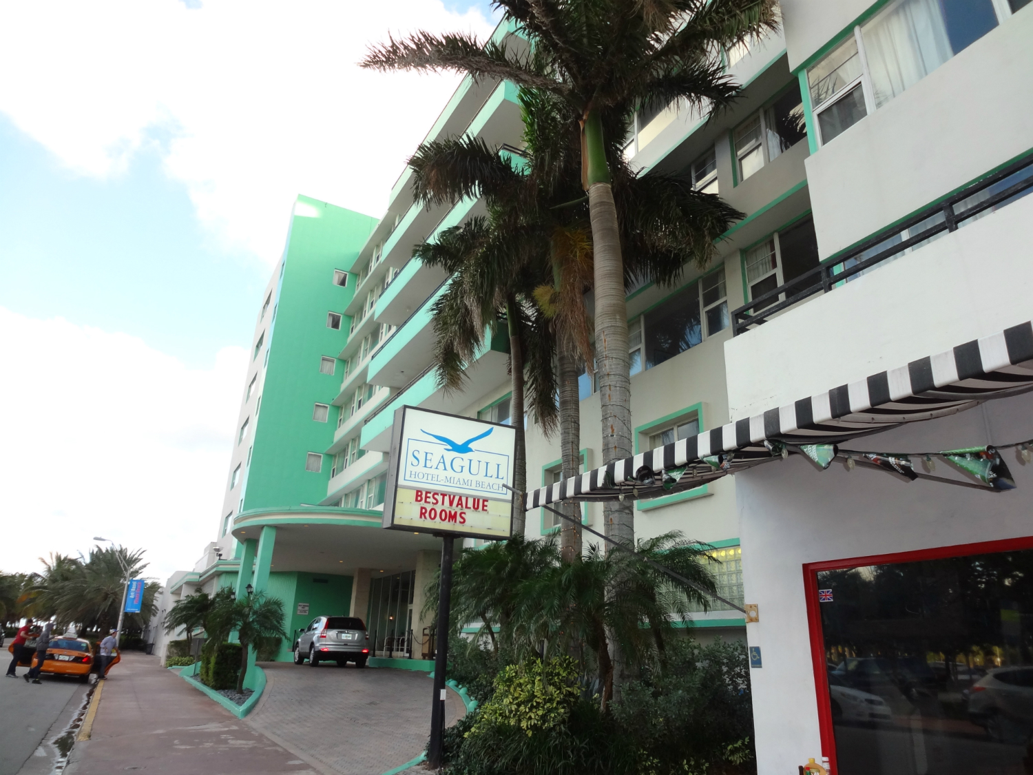 Booking Seagull Hotel Miami Beach